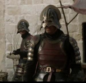 Armadura Lannister