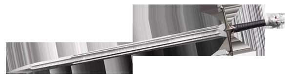 Garra Longa - Espada de aço valyriano de Jon Snow