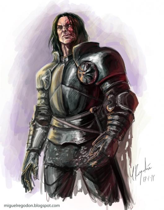 Sandor Clegane - Cão de Guarda
