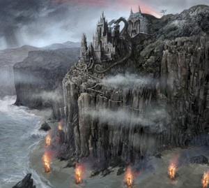 Pedra do Dragão Visão Externa