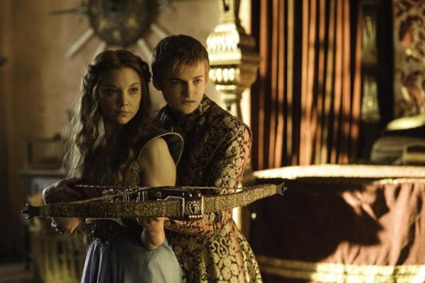 Joffrey e Margery